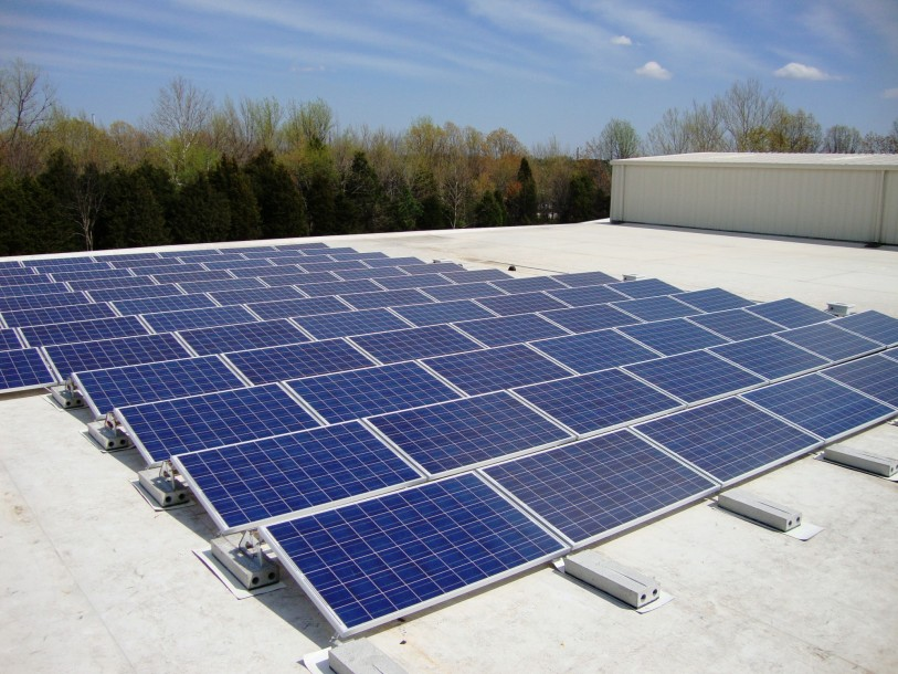 Tennsco Corporation Solar Array