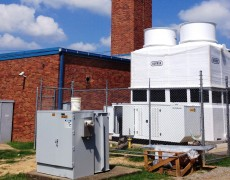 Brainerd High School Hybrid Geothermal Retrofit