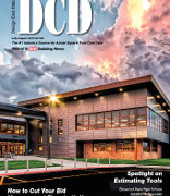 DCD cover image